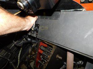 model t ford brake pedal