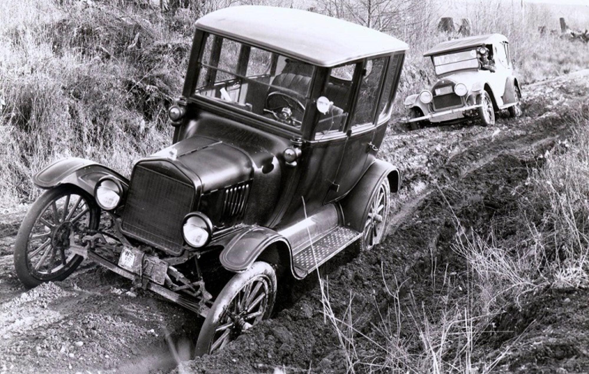 Model T Ford Fix